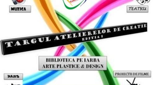 Targul de Ateliere Creative