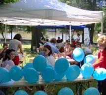 Mini-tabara Aqua Fest din Cismigiu