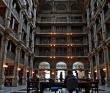 FOTO: Cum arată bibliotecile cu care se laudă țările din întreaga lume – unele dintre cele mai renumite spații de lectură
