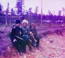 Fotografii color cu Rusia Imperiala in 1900