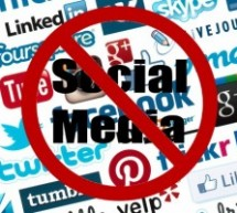 The world social networking ban race