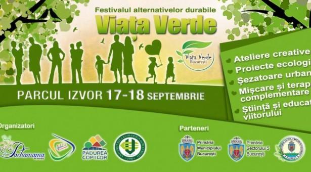 Eveniment – Viața verde în București