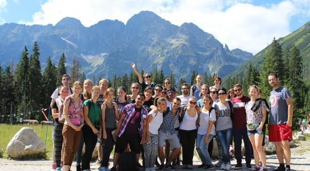 Schimb de tineri Connections in Zakopane – Polonia